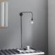 Luminária de parede giratória