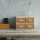 Organizador de mesa minimalista